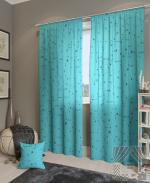 Товары для дома Домашний текстиль Эбис-К (бирюза) 940275
