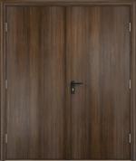 Двери Входные ДПГ двустворчатое Экошпон