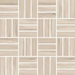 Керамическая плитка Cersanit Декор Botanica коричневый мозаика A-BN2L111J