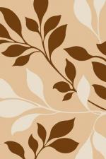 Ковры Kaplan Kardesler Spring 8039 l.beige-brown Овал
