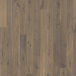 Паркетная доска Karelia Дуб Smoked Charcoal Grey 187