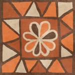 Керамическая плитка Golden Tile Декор Africa mix Н1Б040