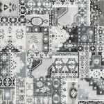 Керамогранит ABK Carpet Mix Grey 0003366