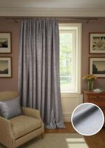 Товары для дома Домашний текстиль Штора на тесьме Plain Lux-SH PL126909677