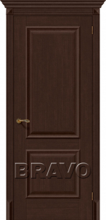 Двери Межкомнатные Классико-12 Thermo Oak (Еврошпон)