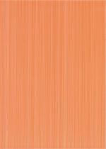 Керамическая плитка Березакерамика (Belani) Плитка Ретро облицовочная оранжевая