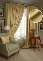 Товары для дома Домашний текстиль Комплект штор Plain Lux-SH PL123909620