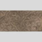 Керамическая плитка Golden Tile Стена/пол Kendal Орнамент коричневый
