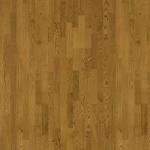 Паркетная доска Upofloor Дуб Мокка (Oak Mocca) 3-полосный брашированный