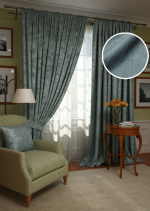 Товары для дома Домашний текстиль Комплект штор Plain Lux-SH PL123909647
