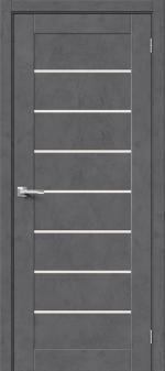 Двери Межкомнатные Браво-22 Slate Art magic fog