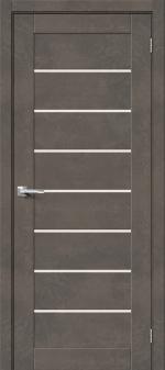 Двери Межкомнатные Браво-22 Brut Beton/Magic Fog