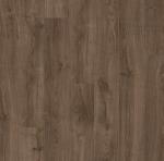 Ламинат Quick Step Дуб тёмно-коричневый промасленный U-3460