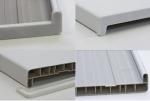 Строительные товары Подоконники пластиковые Подоконник Dekowin Белый матовый в нарезку