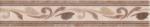 Керамическая плитка Kerama Marazzi Бордюр Вилла Флоридиана HGD/A04/8245