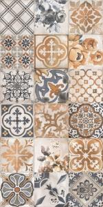Керамическая плитка Lasselsberger Ceramics Керамогранит Сиена 1041-0163 декор универсальный