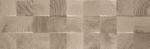 Керамическая плитка Paradyz Плитка настенная Daikiri Brown Wood Kostki Struktura