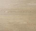 Массивная доска Sherwood Parquet Дуб дымчатый белый лак (White lacquered)
