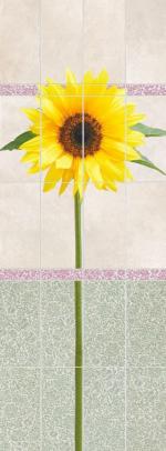 Стеновые панели ПВХ Фиори Подсолнух