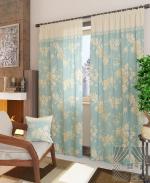 Товары для дома Домашний текстиль Вивида-К (голубой) 940092