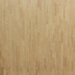 Паркетная доска Polarwood Ясень Плутон белое масло