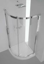 Сантехника Forte Diana BL500 с прозрачным стеклом