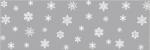 Самоклеющаяся пленка D-C-Fix Новогодний витражный бордюр Winter Border W3 Снежинки
