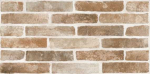 Керамическая плитка Lasselsberger Ceramics Брикстори кирпич 6060-0244