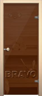 Двери Межкомнатные 254 Кноб-магнит Тон Бронза
