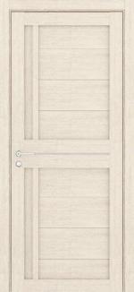 Двери Межкомнатные Дверное полотно Light ПДГ 2121 Велюр капучино