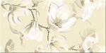 Керамическая плитка Azori Декор Boho Latte Magnolia