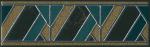 Керамическая плитка Kerama Marazzi Бордюр Алькала черный MLDB987200