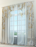 Товары для дома Домашний текстиль Бежевый Сад 970066