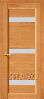 Двери Межкомнатные Вега-2 Т-30 (Светлый Орех) ПЧО СТ-Кризет