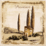 Керамическая плитка Kerama Marazzi Декор Прованс A1910/1221