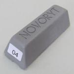 Паркетная химия Novoryt Мягкий воск №04 серый для ремонта твердых напольных покрытий