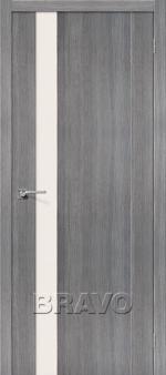 Двери Межкомнатные Порта-11 Grey Veralinga СТ-Magic Fog