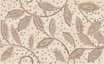 Керамическая плитка Golden Tile Стена Travertine Mosaic 1Т7161 мозаичный декор