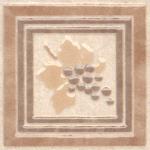 Керамическая плитка Kerama Marazzi Декор Вилла Флоридиана вставка ADA242SG9179