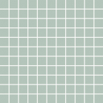Керамическая плитка Meissen Декор Trendy мозаичный зеленый TY2O021