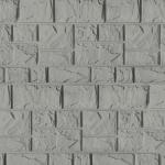 Для дачи Отделка стен Фасадная панель Canada Ridge светло-серый