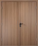 Двери Входные ДПГ двустворчатое Ламинатин