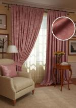 Товары для дома Домашний текстиль Комплект штор Plain Lux-SH PL123909674