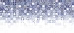 Керамическая плитка Cersanit Плитка настенная Hammam blue HAG451