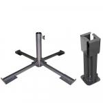 Мебель Садовая мебель Подставка-крест для зонта AFM-K40