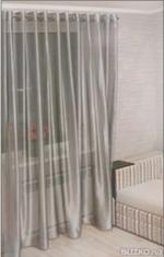 Товары для дома Домашний текстиль Тюль Металлик