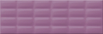 Керамическая плитка Mei Плитка настенная pillow structure O-VVD-WTU221