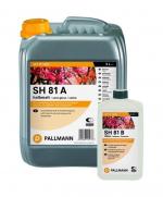 Паркетная химия Pallmann Двухкомпонентный лак на кислотном отвердителе SH 81