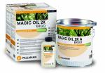 Паркетная химия Pallmann Масло с воском для паркета Magic Oil 2K Каштан