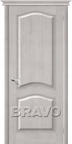 Двери Межкомнатные М7 Т-07 (Белый Воск) ПГ